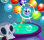 Хэллоуин Bubble Shooter