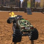 Снос Monster Truck Army 2020