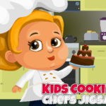 Пазл Kids Cooking Chefs