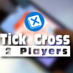 Tick Cross 2 игрока